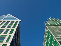 The new City Hall in Zaandam Royalty Free Stock Photo