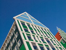 The new City Hall in Zaandam Stock Photography