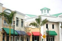 New City Site Stock Image