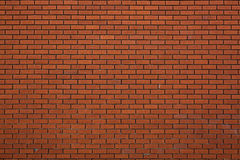 New clean brick wall texture.  Royalty Free Stock Images