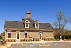 New Clubhouse in Neighborhood. Nice New Clubhouse in Neighborhood Stock Photos