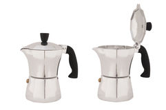 New coffee maker Stock Photos