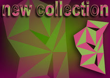 New Collection Banner Royalty Free Stock Image