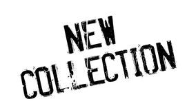 New Collection rubber stamp Stock Image