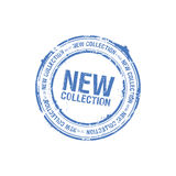 New collection stamp Stock Photo
