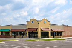 Free New Commercial Building Stock Photos - 105282703