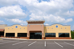 New Commercial Building Royalty Free Stock Images