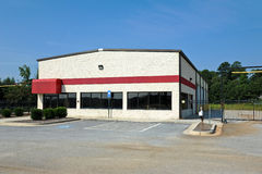 New Commercial Building Royalty Free Stock Photo