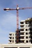 New concrete construction Royalty Free Stock Photos