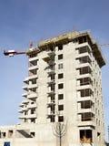 New concrete construction Stock Photo