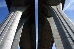 Free New Concrete High Highway Bridge Stock Photo - 18697650