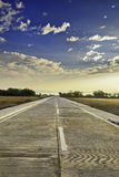New Concrete Road Royalty Free Stock Image