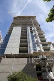 New condo under construction Stock Photos