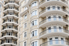 New condominium Royalty Free Stock Photography