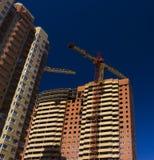 New condominium stock photo