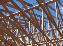 New Construction Royalty Free Stock Photo
