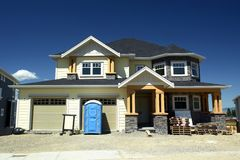 New Construction Royalty Free Stock Photography
