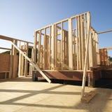New construction. Stock Photos