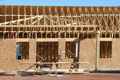 New Construction Royalty Free Stock Photo