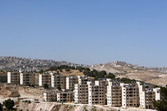 New Construction In Israel Royalty Free Stock Images