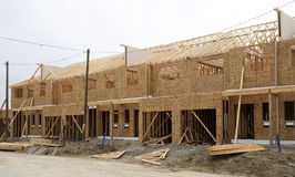New construction site Stock Photos