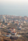 New construction of in Sveti Vlas, Bulgaria Stock Image