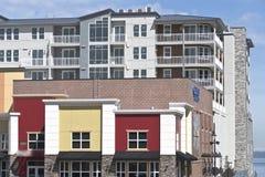 New construction in Tacoma Washington. Royalty Free Stock Photo