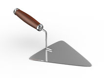 New construction trowel Royalty Free Stock Image