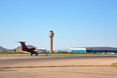 New Control Tower In Tucson Stock Photography