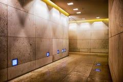 New corridor Stock Image