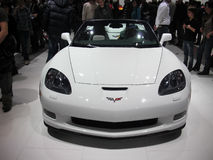 New Corvette ZR1 Stock Image
