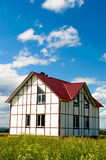 New country home for sale Stock Images
