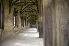 The New Court St John's College. At Cambridge University Stock Photo