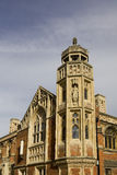 The New Court St John's College. At Cambridge University Stock Photography
