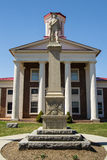 New Craig County Confederate Memorial Stock Photo