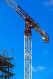 New crane Stock Image