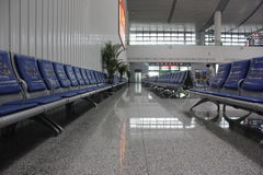 The New CRH railway station in Wuhu(Wuhu,China) Stock Images