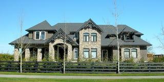 Luxury House Exterior Stock Photos