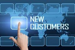 New Customers Stock Photos