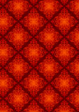 New Damask Style Pattern. Damask Style Pattern Background - Red texture - Vector Include layer whit pattern design source vector illustration