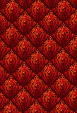New Damask Style Pattern Royalty Free Stock Images