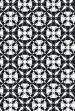 New Damask Style Pattern Star. Star Damask Style Pattern Background - BW texture - Vector Include layer whit pattern design source vector illustration