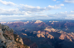 New Day at the Grand Canyon Stock Photos