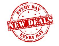 New deals Stock Photography