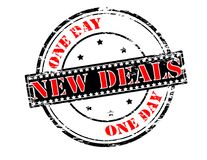 New deals Royalty Free Stock Images