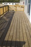 New Deck royalty free stock photos