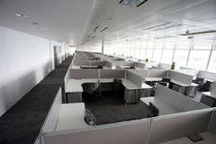 New decorated business office Stock Photography