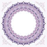 New decoratif circle circular design Royalty Free Stock Photos