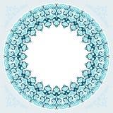 New decoratif circle circular design Stock Photo