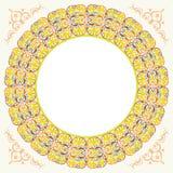 New decoratif circle circular design Stock Image